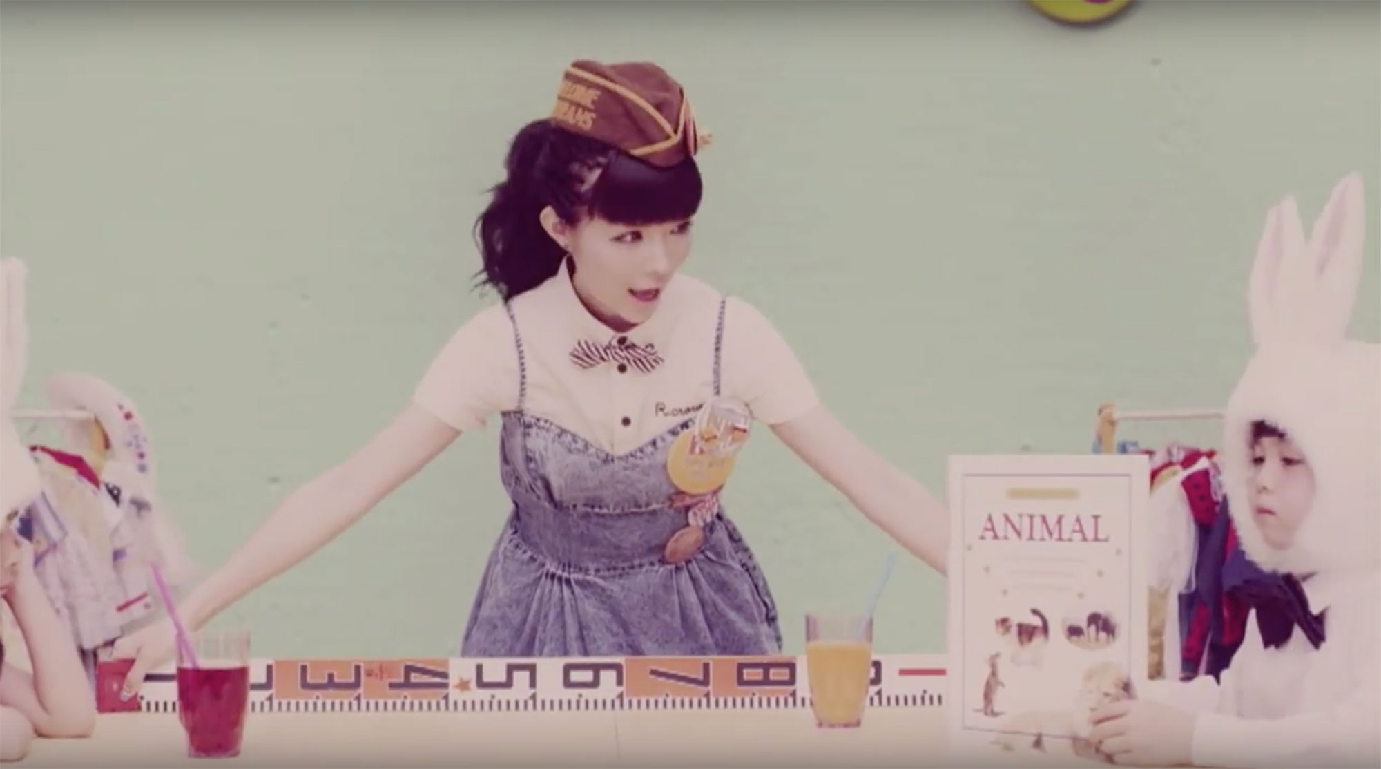 Milky Bunny『Bunny Days』 / Music Video