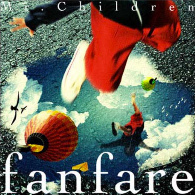 Mr.Children『fanfare』/ Art Work
