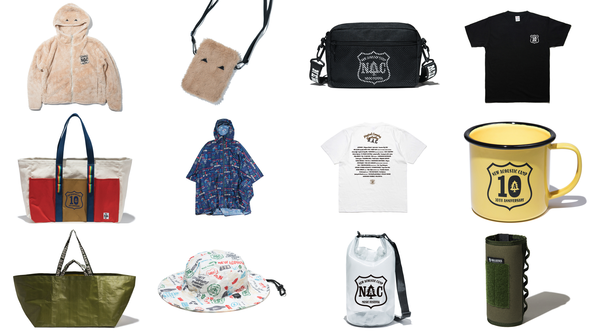 New Acoustic Camp 2019 / GOODS